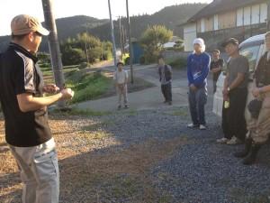 キコリ講座in石巻軽架線9