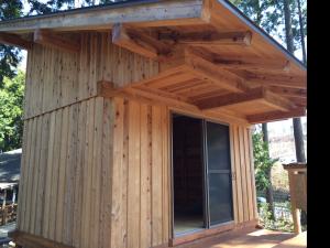 板倉の小屋イメージ